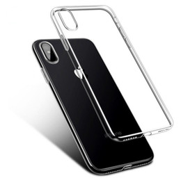 Wholesale manufacturers mobile phone case - Cell Phone Cases Thin transparent tpu soft shell For iphone5678X mobile phone shell manufacturers wholesale protective cover 070