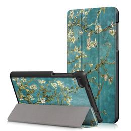 Custodia in pelle PU pieghevole pieghevole per 20 PCS per Lenovo Tab 7 Essential TB-7304F / N / X Custodia con supporto magnetico Ultra tablet + pen universale 7