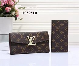 Wholesale Credit Cards Organizer - 2018 wallets purse Men Wallet New Brand Leather Wallet,Fashion Men Purse Arteira Masculina Short Coin Pocket Men Purse with box