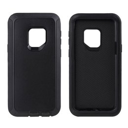 Wholesale Armor Series - New DEFENDER SERIES Case for Samsung Galaxy S9,Hybrid Rugged Tough Armor Back Cover for Iphone X, 8,7 6s plus, for Samsung S8 S7 S6 Note 8