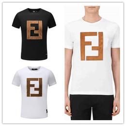 2019 t-shirt uomo di fascia alta Nell'estate del 2018, la nuova t-shirt di alta gamma per uomo e donna, camicia a manica corta alla moda, camicia da uomo # 273 t-shirt uomo di fascia alta economici