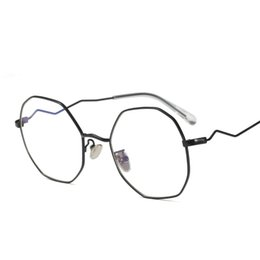 20bd519e465 temples for eyeglasses Australia - Temples for glasses round glasses  Eyeglasses women transparent frame 2019 spectacles