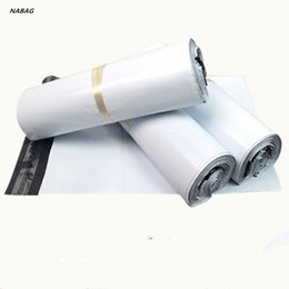 20PcsWhite Self-seal Adhesive Courier bags Storage Bags Plastic Poly Envelope  Mailer Postal Shipping Mailing (12 16+5cm) 9e8e8bca92662