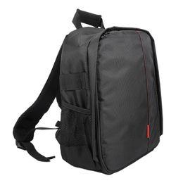 Bolsa de cámara dslr online-2018 Liplasting impermeable digital DSLR foto acolchada mochila con funda de lluvia multifuncional SLR cámara Soft Bag video case