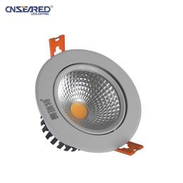 Downlight encastré blanc chaud de projecteur de l'ÉPI LED de plafonnier de 30W Dimmable avec les conducteurs de puissance en aluminium ? partir de fabricateur