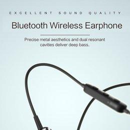 iphone innere klammern gesetzt Rabatt Bluetooth Wireless Kopfhörer wasserdicht Wireless Kopfhörer Sport Bass Bluetooth Kopfhörer mit Mikrofon, wasserdicht Sweat-Proof