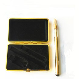 2019 модные золотые мотивы Vape комплекты золото Pen керамическая катушка испаритель Pen картриджи 92a3 Vape моды bud touch battery o Pen vapor 280mah с USB зарядное устройство дешево модные золотые мотивы