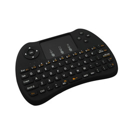 Wholesale mini mice - Wireless Mouse 2.4G Wireless Keyboard Mini H9 Keyboard and Mouse for free tv android box X96 mini xbox game box