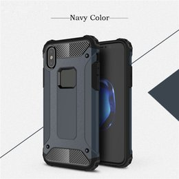 Wholesale Iphone Boys Case - 2018 High quality TPU+PC Luxury smartphone cellphone cases For Apple iphone X for men women girls boys