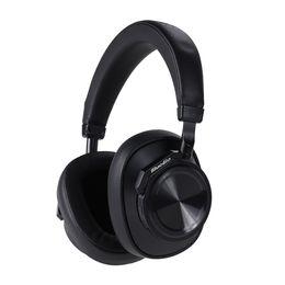 Bluedio T6 Aktive Geräuschunterdrückung Wireless Portable Headset mit Mikrofon Ohrhörer Bass Kopfhörer für iPhone Xiaomi von Fabrikanten