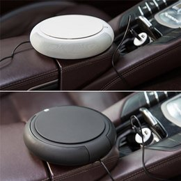 Wholesale Usb Portable Device - Car Air Purifier with Filter Portable USB Cleaner Remove Formaldehyde Cigarette Smoke Odor Smart Purifying Device