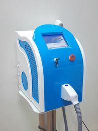 Wholesale Used Lighting Equipment - 2018 Portable SHR IPL Machine E Light Permanent Hair Removal IPL Beauty Machine Skin Spa Equipment Skin Rejuvenation Salon Use Equipment CE