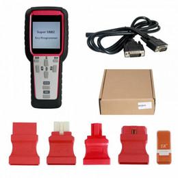 Programador clave toyota scanner online-El nuevo inmovilizador Super SBB2 Key Programmer, ajuste de kilometraje Aceite / reinicio de servicio / TPMS / EPS / BMS Escáner portátil mejor que SBB