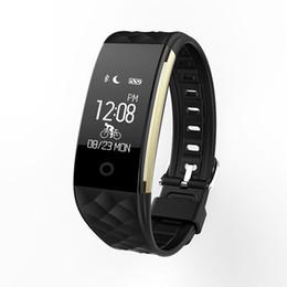tw64 smart wristband фитнес-трекер Скидка Сердечного ритма S2 smartband фитнес-трекер счетчик шагов Smart Watch Band вибрации браслет для android pk ID107 fitbit tw64 OTH919