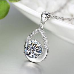 925 sterling silver jewelry atacado moda estrela com pingente de prata colar de enfeites de item por atacado crença Dia dos Namorados para enviar de Fornecedores de joaninha pulseiras atacado