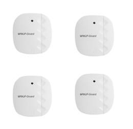 4 x новый беспроводной DoorWindow Магнит датчик детектор для личной домашней безопасности GSM панели чувствительность сигнализации охранной системы 433 МГц от Поставщики панели охранной сигнализации