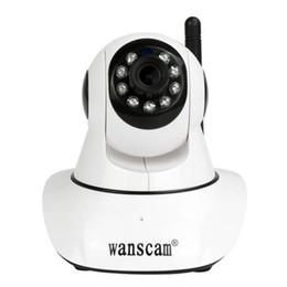 Wanscam 2MP 1080P Wifi caméra IP sans fil intérieur maison CCTV caméra de sécurité moniteur de bébé IR vision nocturne P2P PTZ mini caméra IP ? partir de fabricateur