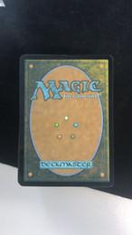 Горячее надувательство делает хорошее качество 100 шт./лот волшебные карты настольные игры самостоятельно с Cortico card bag английская версия Magic The Gathering от Поставщики черная магия бумага