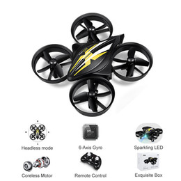 Wholesale Helicopter Toys For Kids - CX-95 Mini Drone RC Drone Quadcopters Headless Mode One Key Return RC Helicopter VS JJRC H36 Kids Best Toys For Boys