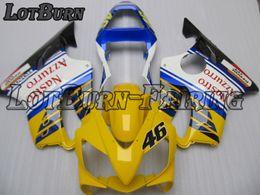 cbr f4i verkleidungen Rabatt Moto Motorrad Verkleidungskit für Honda CBR600RR CBR600 CBR 600RF F4i 2001 - 2003 01 - 03 Verkleidungskit aus ABS Kunststoff Fairings C175