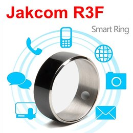 Anello ad alta velocità online-Smart Ring Wear originale Jakcom R3F Smart Ring per NFC Electronics ad alta velocità Telefono abilitato Wearable Technology Magic R3F