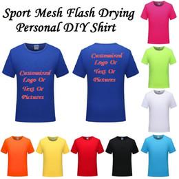 d5aef26b0 2019 impresión de la camiseta del equipo de deportes Camisetas  personalizadas para hombre Camiseta deportiva de