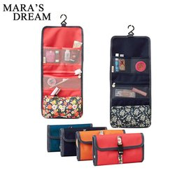 Wholesale Beauty Dreams - Mara's Dream Unisex Large Waterproof Makeup bag Travel Beauty Cosmetic Bag Organizer Case Necessaries Make Up Toiletry