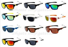 Wholesale Vogue Mix - 2018 New summer popular Vogue man woman Jupiter Squared sunglass Outdoor cycling sports sunglasses googel glasses free shipping 9135 .