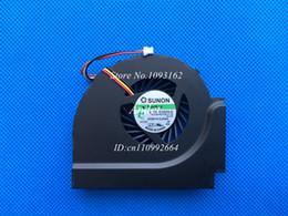 Fan de lenovo en Ligne-Nouveau Original pour Lenovo ThinkPad T510 T510I W510 Module thermique Discret Vidéo Dissipateur De Ventilateur Éviers CPU Refroidissement 60Y5493 60Y5494