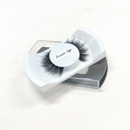 Wholesale real mink fur lashes - 100% Real Mink fur 3D false eyelashes 3D Mink lashes hot selling false eyelash 3D mink lashes