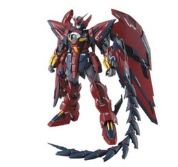 Wholesale anime gundam - Anime Endless Devil OZ-13MS Epyon am 1 100 model Robot Puzzle assembled action figure hot kids toys gift