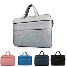 2019 asus laptop fällen 2018 Männer Frauen Laptop Taschen Aktentaschen Hülle Notebook Case für Macbook Dell HP Asus Lenovo Macbook Xiaomi 15.6 Zoll Cover günstig asus laptop fällen