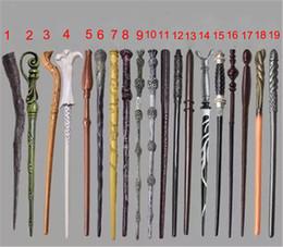 19 Tipos de Artes Artesanato Harry Potter Varinhas Harry Potter Dumbledore Hermione Voldemorte Ron Luna Snape Sirius Varinha Mágica Moda casa Artes Artesanato de