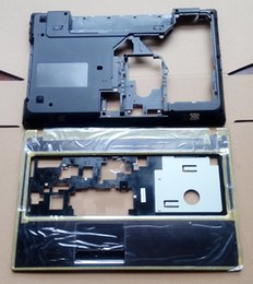 """Wholesale Hdmi Cover - 100% new Lenovo G570 G575 Bottom Case Cover & Palmrest Upper Case with """"HDMI"""" Combo"""