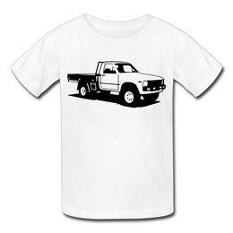 Argentina Hombre Hip Hop divertido al por mayor barato CHRD-YEA Pick Up Truck Car Moda Personalidad Imprimir Cool Teen camiseta Summer Men's fashion Tee Suministro