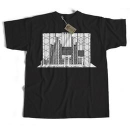 Dankbar Dead PA System T-Shirt Kult Factory Outlet edelic Rock 60's Großhandel Jerry Print T Shirt Herren Kurzarm Hot von Fabrikanten