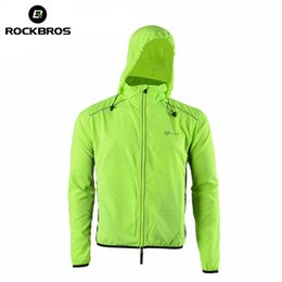 2019 NEW ROCKBROS Windproof Running Jackets Waterproof Hiking Climbing  Cycing Jackets Coat Outdoor Sports Jersey For Men Women jacket c57a8a967