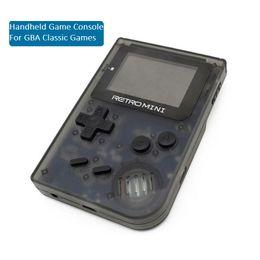 Canada Rétro console de jeu 32 bits Portable Mini joueurs de jeu de poche pour GBA jeux classiques 40, meilleur cadeau pour les enfants, Delievry DHL gratuit Offre