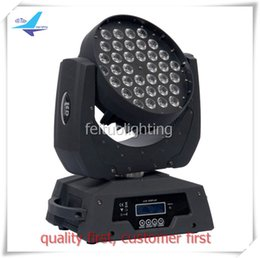 Wholesale Stage Lighting Cases - A- 2LIGHT+fly case wash moving head light 36x10w china stage lighting CE&ROHS