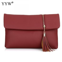 Wholesale Girls Saddles - Classic Girl Gift! MIESATI Leather Women Clutch Bags Chain Shoulder Bag Real Cowhide Purse Organizer Evening Party Handbags New