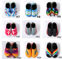 c70c2390fdc44 Discount skins shoes for men - Diving Beach Shoes Classic Barefoot Water  Sports Skin Shoes Aqua