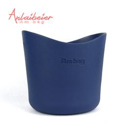 Argentina ANLAIBEIER Fashion Am Basket body Obag style Hombro EVA Bag Bucket Bag body body Suministro
