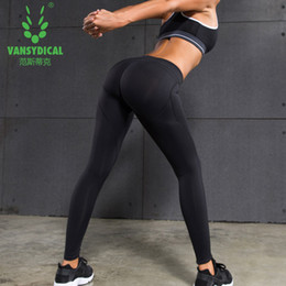 679cf446bf871 Women Pants Shaping Sexy Hip High Waist Stretched Sports Pants Gym Running  Compression Tights Women Sports Leggings Fitness
