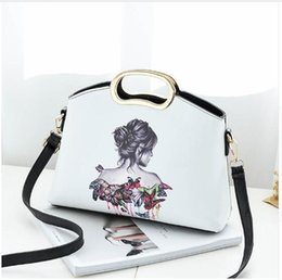 Wholesale Luxury Chocolate Gifts - Famouse designer leather bags women handbag brand high quality ladies shoulder bags Luxury bag High Quality 2018 NEW Gifts Black