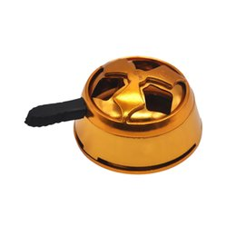 Wholesale hookah shisha charcoal - Hookah Heat Management System Shisha Charcoal Bruner Colas Holder Head Louts Fit Most Bowl Sheesha Chicha Narguile
