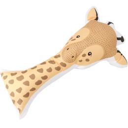 Canada Bébé aime créatif oreiller de bande dessinée pour enfants Bébé adorable girafe animaux en peluche jouets poupée cheap adorable cartoon animals Offre