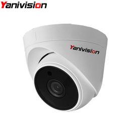 Wholesale Onvif Cctv Network Ip Camera - H.265 H.264 5MP IP Camera POE Network IR Mini Dome IP Camera Full HD 5MP 4MP 3MP 1080P CCTV ONVIF