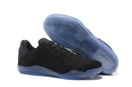 Wholesale Womens Size 11 Winter Boots - KOBE 11 ELITE LOW Women Basketball Shoes Athletics Sneakers KB 11 Womens Sport Outdoor Boots Size 5.5-6.5 High Quality