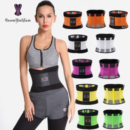 eb6a6dec6bb7a 2019 power belt 7 colores Elecciones Cintura Trainer Xtreme Power Belt  Fitness Cintura Soporte Corset Shaper
