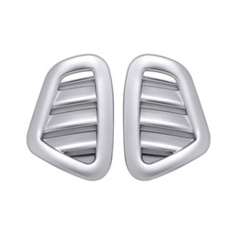 Wholesale Chrome Trim For Cars - car air vent cover chrome voiture air vent cover Trim car decorative car styling accessories For Mercedes Benz E-Class W213 2016